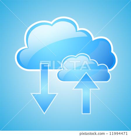 cloud computing图片