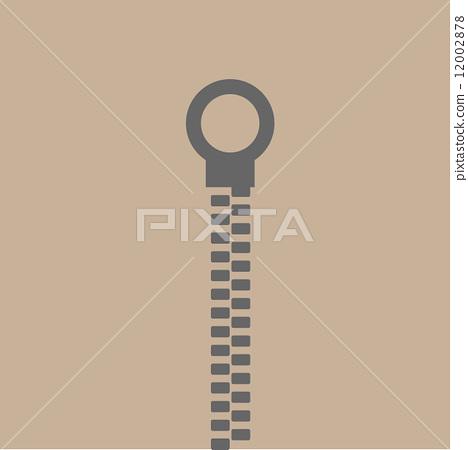 插图素材: zipper