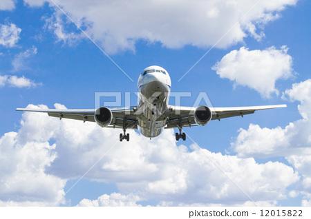 飞机 喷气式飞机 旋转