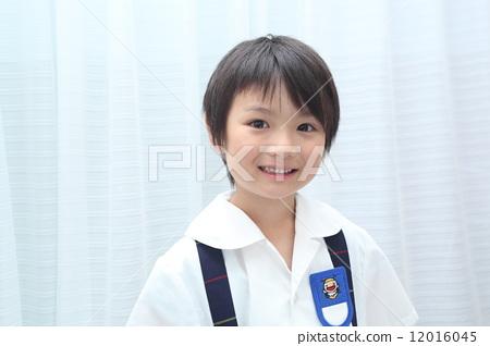 微笑 幼儿园儿童 笑容