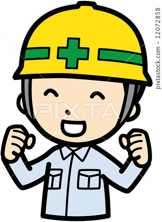 职业_上班族 制造业_蓝领工人 蓝领工人 插图 胆量构成 首页 插图