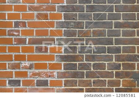 图库照片: 砖头 红砖 墙壁