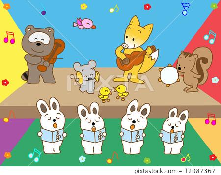 动物 音乐 演唱会