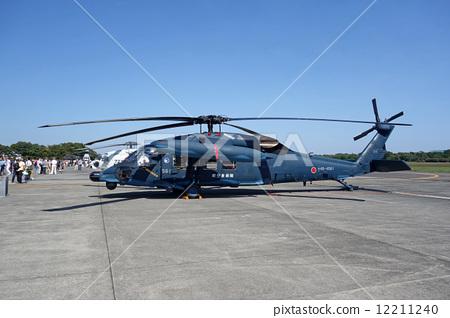 直升机 直升飞机 日本航空自卫队