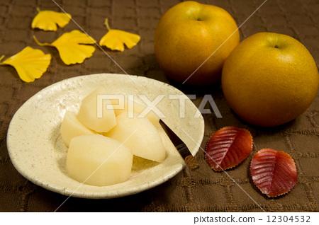 梨的漂亮切法图解