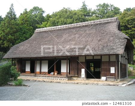 传统房屋 日式房屋