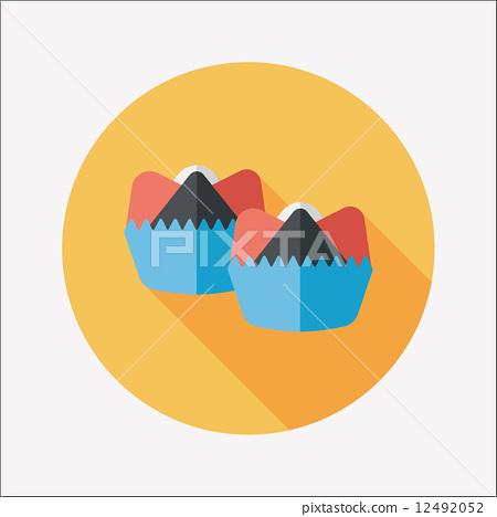 海绵纹理矢量图