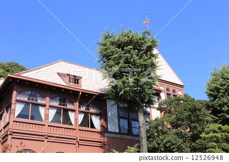 西式房子 风见鸡馆 中央区