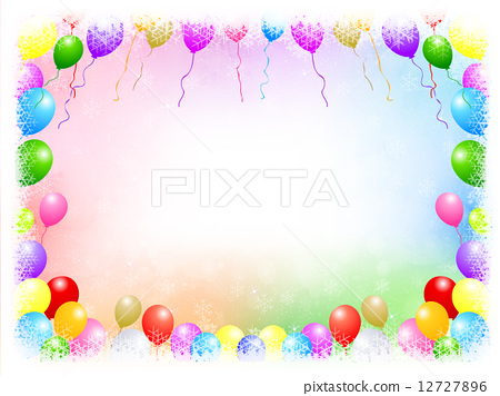 ppt装饰素材 气球