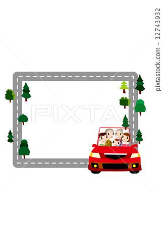 ppt 背景 背景图片 边框 模板 设计 相框 321_450 竖版 竖屏