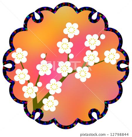 梅花头像高清图片