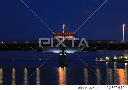 图库照片: 桥 桥梁 岛根县