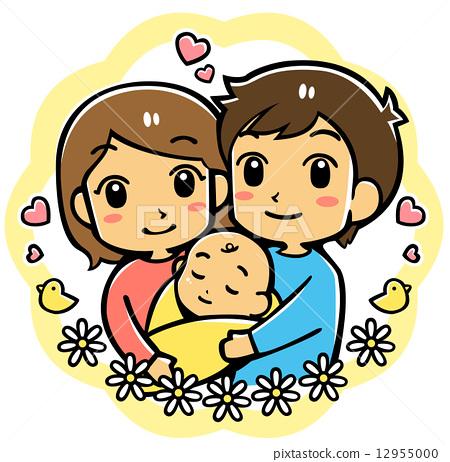 襁褓 婴儿 stock photos