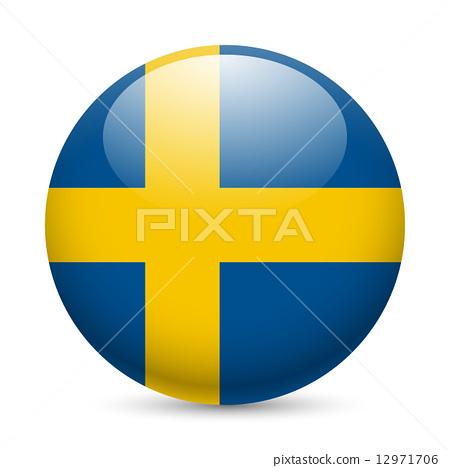 瑞典 蓝色