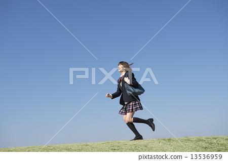 首页 照片 人物 学生 高中生 制服 校服 高中生  *pixta限定素材仅在