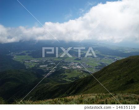 图库照片: 风景 山峰 顶峰
