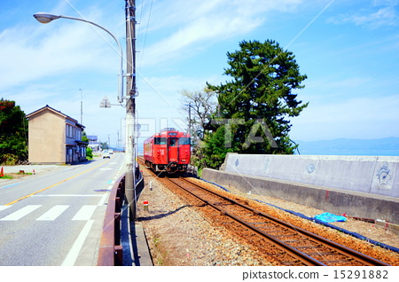 图库照片: 赫德岛和麦克唐纳群岛线 西日本 西日本旅客铁道株式会社