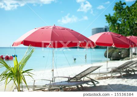 室外阳伞平面素材