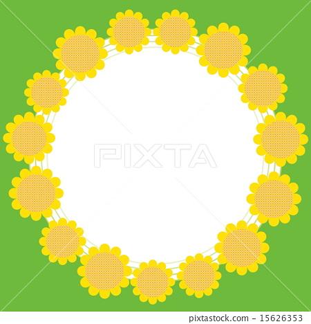 插图 向日葵 首页 插图 植物_花 向日葵 向日葵  *pixta限定素材仅在
