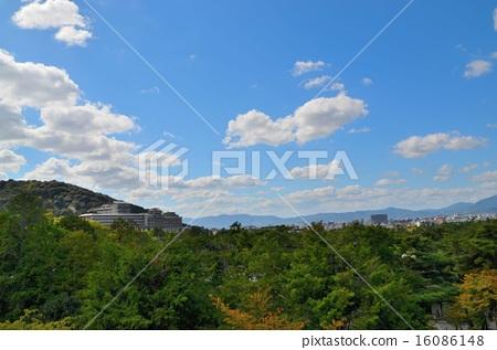 图库照片: 风景 京都 东山