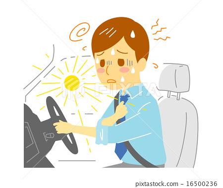 图库插图: 司机 商务人士 商人
