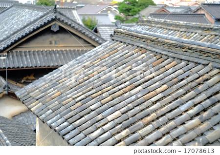 图库照片: 竹原 房屋 房子