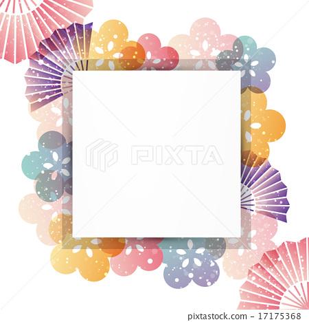 图库插图: 日本风格 日式风格 和风
