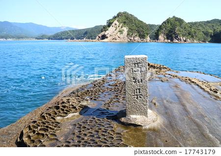 图库照片: 高知县 阻塞点 四国岛