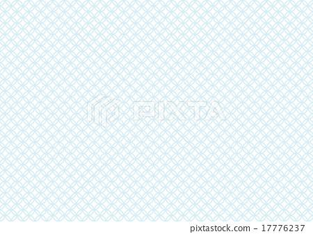插图素材: 景泰蓝样式传统样式日本样式背景浅兰的颜色