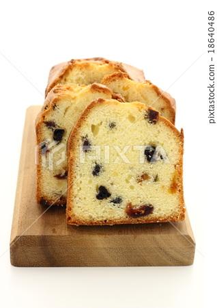 照片素材(图片): 磅饼 烘培食品 烘焙甜食
