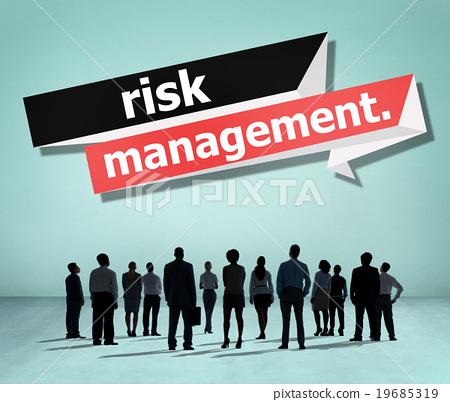 图库照片: risk management investment planning strategy concept