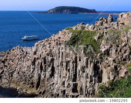 图库照片: 悬崖 风景 海岸