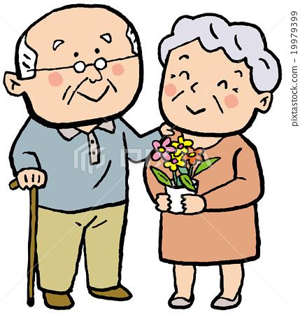 老年夫妇 老人 夫妇 首页 插图 人物 男女 情侣/夫妻 老年夫妇 老人图片