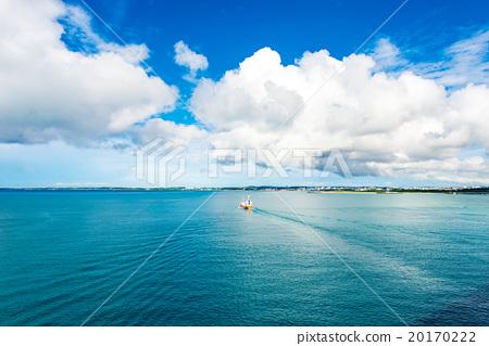 图库照片: 风景 海洋 海