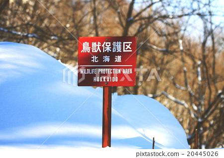 图库照片: 野生动物保护区 广告牌 告示牌