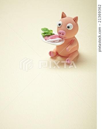 动物_鸟儿 牲畜 猪 照片 粘土 橡皮泥 猪 首页 照片 动物_鸟儿 牲畜