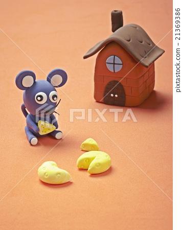 动物_鸟儿 宠物_小动物 老鼠 照片 粘土 橡皮泥 鼠标 首页 照片 动物