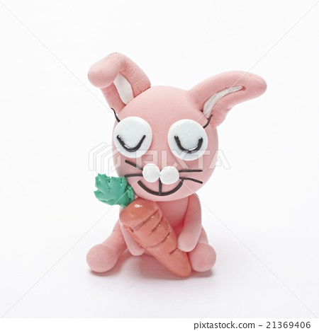 动物_鸟儿 兔子 照片 粘土 橡皮泥 兔子 首页 照片 动物_鸟儿 兔子