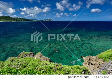 图库照片: 西表岛 海洋 海
