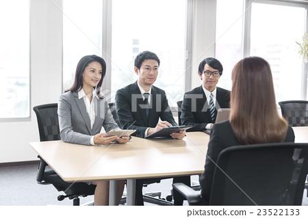 首页 照片 商务_工作 商务场景 面试 商业 商务 面试  *pixta限定素材