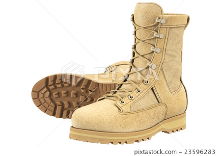 WWW_ARMYTIMES_COM_图库插图: military boots army, beige