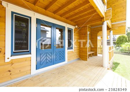 图库照片: 木房 房屋 房子