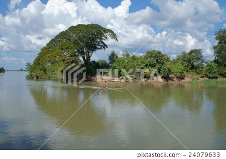 河 照片 湄公河 老挝 河 首页 照片 风景_自然 河_池塘 河 湄公河