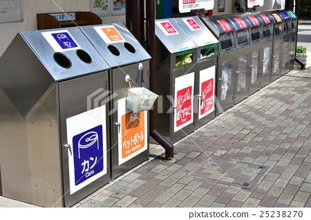 首页 照片 人物 男女 日本人 垃圾桶 垃圾箱 垃圾  *pixta限定素材仅