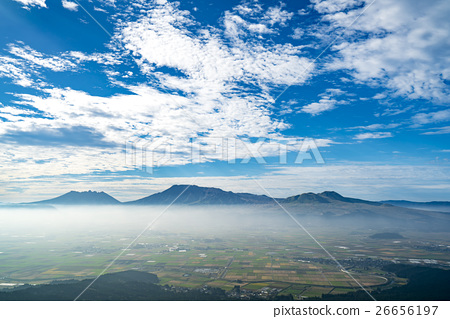 图库照片: 风景 大观 云海