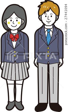 人物 男性 男孩 插图 初中生 中学生 高中生 首页 插图 人物 男性