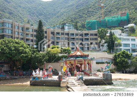 香港 首页 照片 杂物 旗帜_国旗 中国国旗 包括天后古庙 香港岛 香港