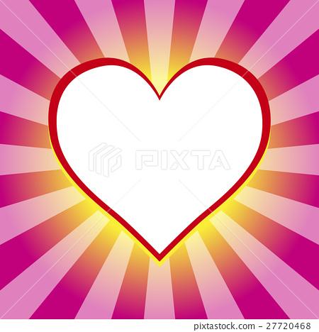 插图素材: 背景材料壁纸,心脏标记,心脏样式,心脏形状,爱,爱,广告