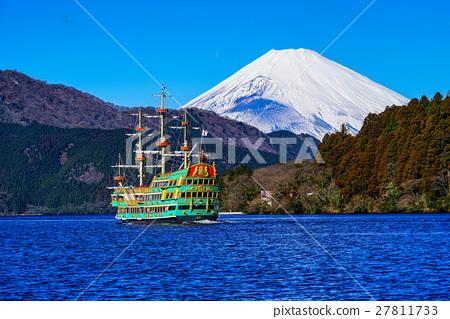 日本风景 神奈川 箱根 照片 箱根 芦之湖 富士山 首页 照片 日本风景