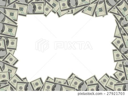 ppt素材 钞票